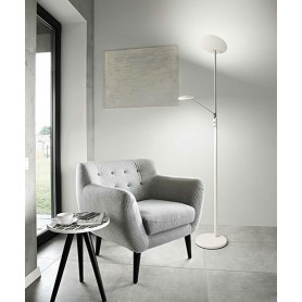 PERENZ Miranda 6448 B Modern Floor Lamp White LED