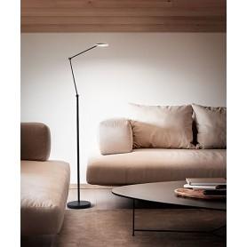 PERENZ Joint 6824 N LC Modern Floor Lamp LED Adjustable Black