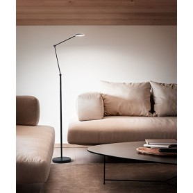 PERENZ Joint 6824 N LC Modern Floor Lamp LED Adjustable Black