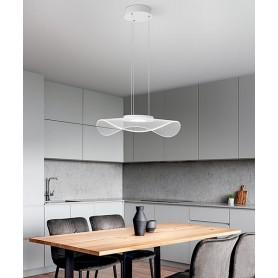 PERENZ Medusa 6866 B LC Lampadario Moderno a LED