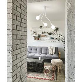 PERENZ Bulbo 6678 B Modern Ceiling Lamp 3 Lights