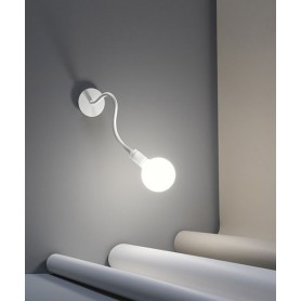 PERENZ Bulbo 6682-B Modern Wall Lamp 1 LED Light