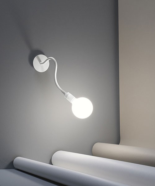PERENZ Bulbo 6682-B Lampada Moderna da Parete 1 Luce