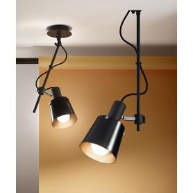 PERENZ Megafono 6804-N Modern Ceiling Lamp 1 LED Light