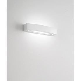 PERENZ Bow 6782-B-LC Lampada per Esterno da Parete Bianco