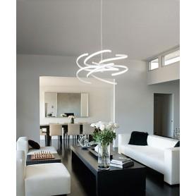 PERENZ Nest 6396 B LC Lampadario Moderno a LED