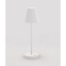 Sikrea  La Angina/MB33939 lampada da tavolo ricaricabile Led