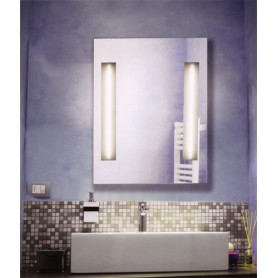 Pan Svet SPB104 Specchio con luci