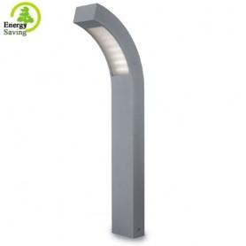 Pan Flipper EST410 Palo Esterno LED Alluminio