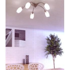 Massive Usagi 509951710 Lampada soffitto Acciao