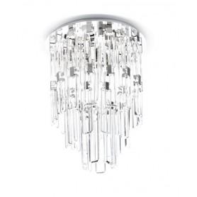Micron Milady M5770 Lampada Soffitto Cristallo 6 Luci