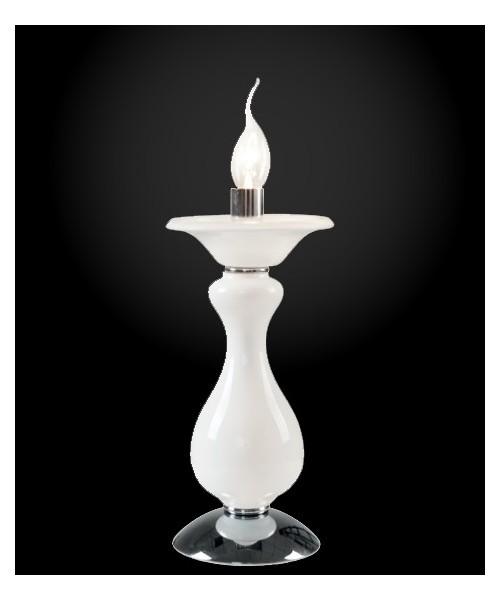 FAN EUROPE Soffio-LUME Lampada Tavolo 1 Luce Bianco