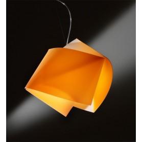 Slamp Gemmy Orange Lampadario 1 Luce R.E