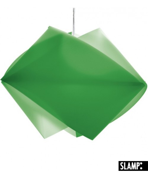 Slamp Gemmy Green Lampadario 1 Luce R.E