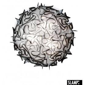 Slamp Veli Charcoal Large Lampada Parete/Soffitto 3 Luci R.E