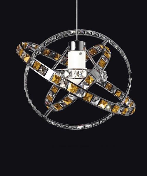 Micron Queen M4210 Lampada Sospensione 5 Colori