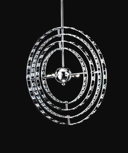 Micron Queen M6210 Lampada Sospensione Telescopica 5 Colori