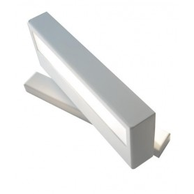 Micron Mojto Lampada Parete Grande con Vetro 3 Colori