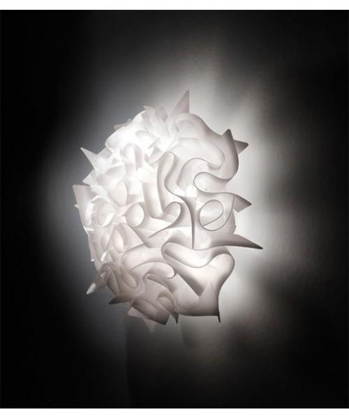 Slamp Veli Opal Mini Lampada Parete/Soffitto 1 Luce R.E