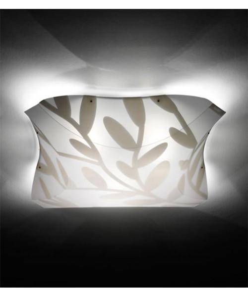 Slamp Plana Dafne Small Lampada Parete/Soffitto 2 Luci R.E