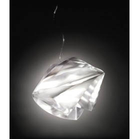 Slamp Gemmy Prisma Lentiflex Lampadario 1 Luce R.E