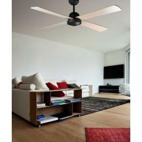 Faro Ibiza 33288 Ventilatore da Soffitto senza Luce Marrone