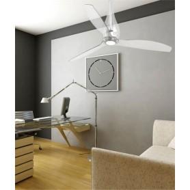 Faro Eterfan 33381 Ventilatore da Soffitto 3 pale Cromo