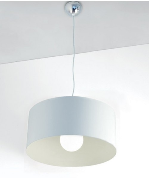 TopLight Cylinder 1067/S BI Lampadario Moderno Bianco