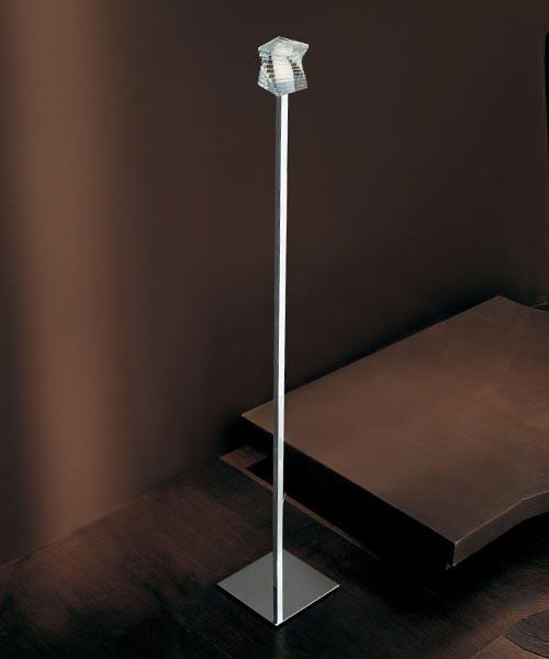 De Majo Otto x Otto R1 Lampada da Terra Cristallo