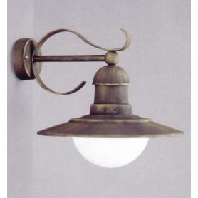 Massive Palermo 18160142 Lampada Parete Esterno R.e.