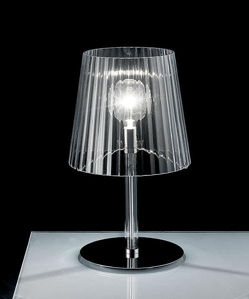De Majo Lumè T1 Lampada Tavolo Cristallo