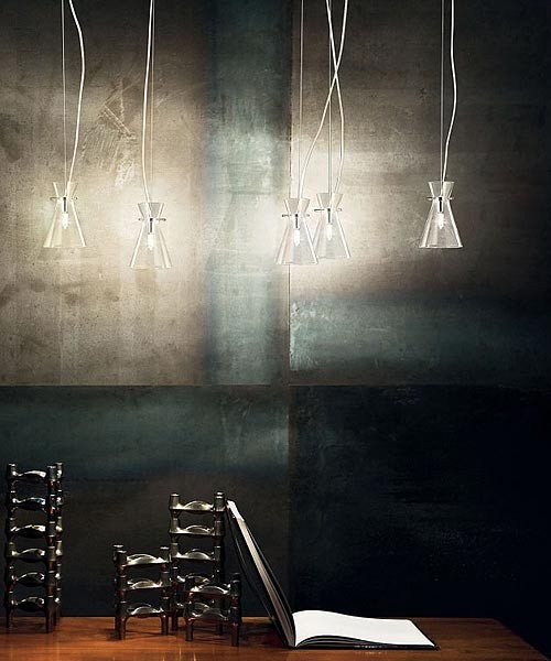 De Majo Memory XXS S2D Lampada Sospensione Cristallo
