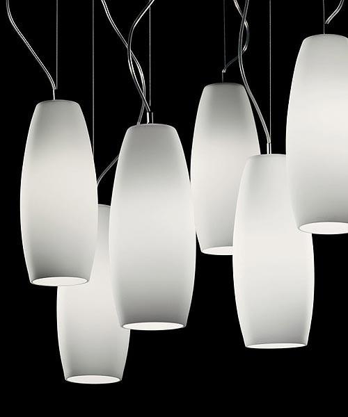 De Majo Peroni S14D6 Lampada Sospensione Cristallo