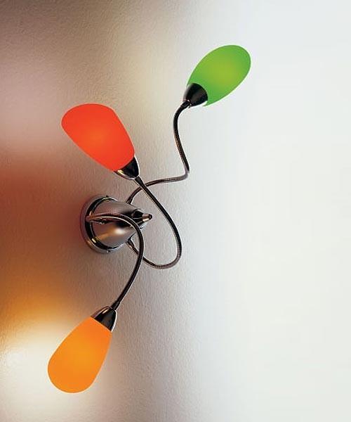De Majo Poli Pò P3/A3 Lampada Parete/Soffitto