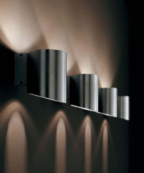 De Majo Blade A0 Lampada Parete Alluminio