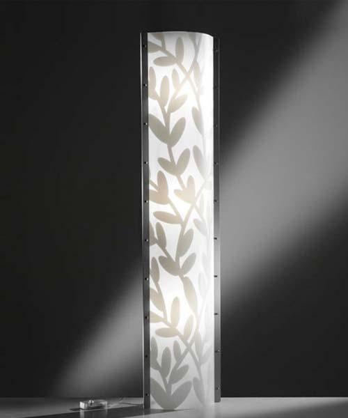 Slamp Tube Dafne XL Lampada Terra