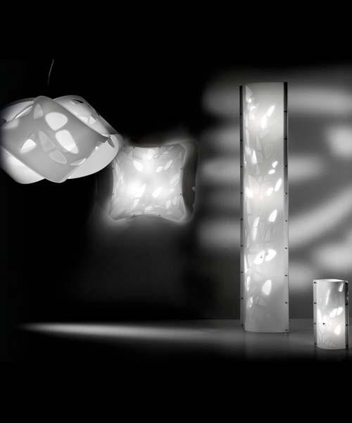 Slamp Tube Bios XL Lampada Terra
