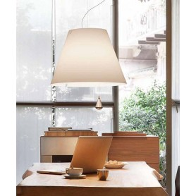 Luceplan Lady Costanza D13E sa.s Lampadario On/Off