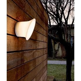 Luceplan Ecran In&Out Lampada Parete 3 Colori LED