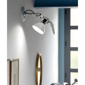 Luceplan Fortebraccio D33Nsp.100 Lampada Parete/Soffitto On/Off