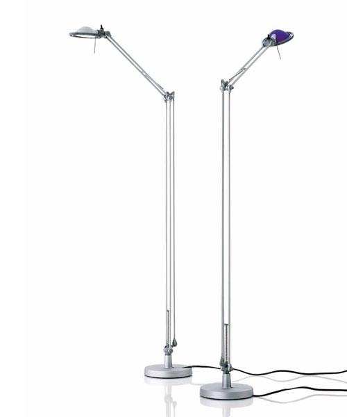Luceplan Berenice D12 EL t. Lampada Terra Alluminio