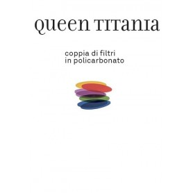 Luceplan Filtri Colorati per Queen Titania