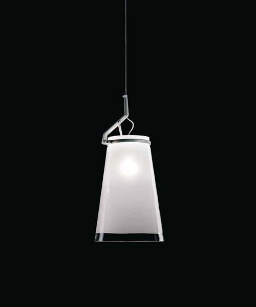Luceplan Glassglass D31 G/1 Lampadario
