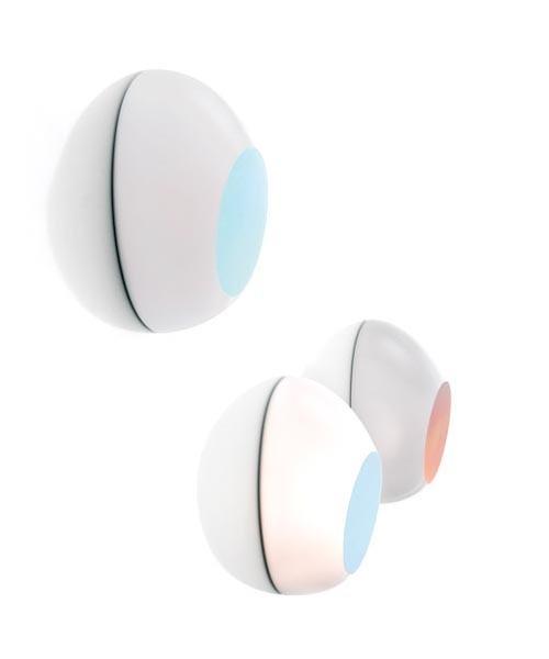Luceplan Goggle D52 Lampada Parete/Soffitto