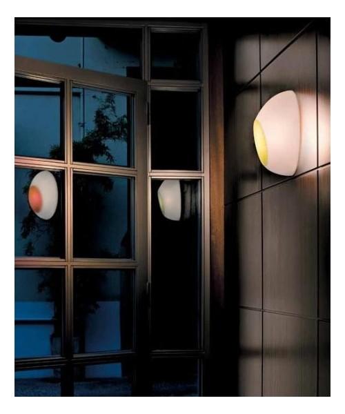 LUCEPLAN GOGGLE lampada da muro DESIGN iridescente D52