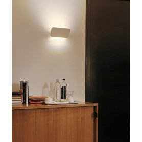 Luceplan Lane D64 Lampada Parete/Soffitto 22cm