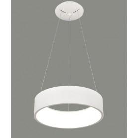 ACB Dilga 3450/45 Lampadario LED 27w Ø 45cm Bianco