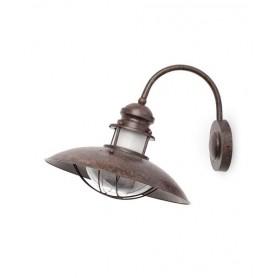 Faro Winch 66200 Lampada Parete 1 Luce