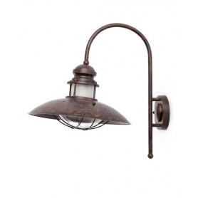 Faro Winch 66201 Lampada Parete 1 Luce