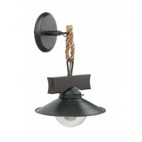 Faro Nudos 68138 Lampada Parete 1 Luce
